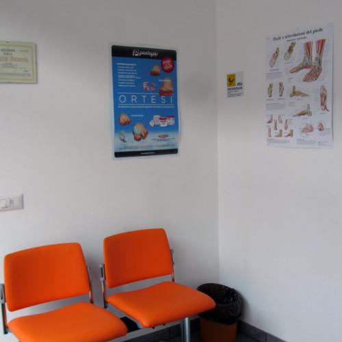 Studio di podologia ad Affori - Milano